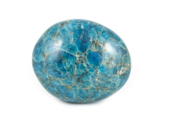 Galet Apatite bleue ref: GAPA9