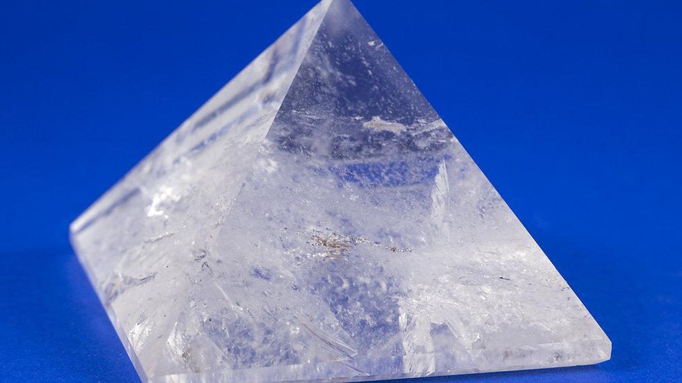 Pyramide Cristal de roche ref: Pyra13