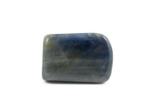 Saphir pierre roulée