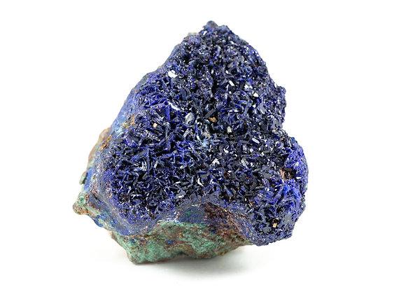 Azurite-malachite brute ref: Amb6