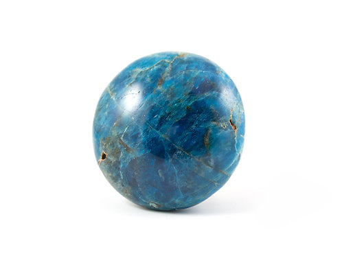 Galet Apatite bleue ref: GAPA3