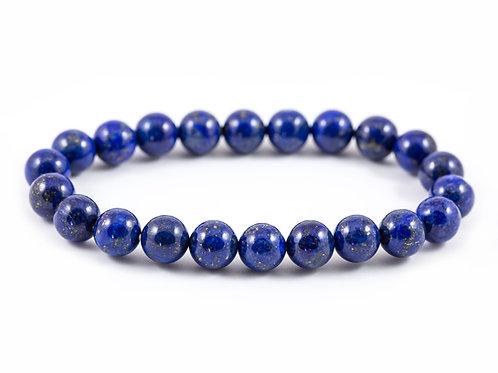 Bracelet Lapis-lazuli 8mm Extra