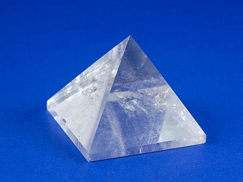 Pyramide Cristal de roche ref: Pyra2