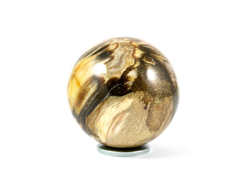 Sphère Bois fossile 50mm