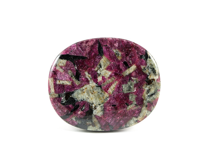 Cabochon Eudialyte ref: ce3