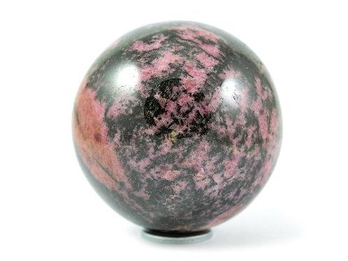 Sphère Rhodonite 68mm