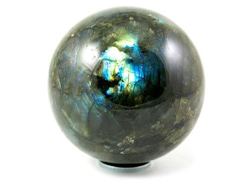 Sphère Labradorite 69mm