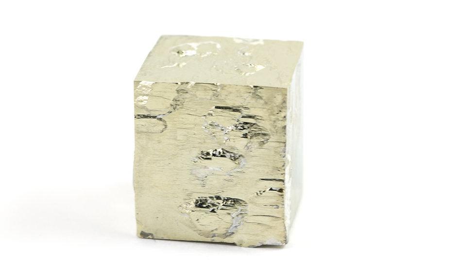 Cube Pyrite Espagne