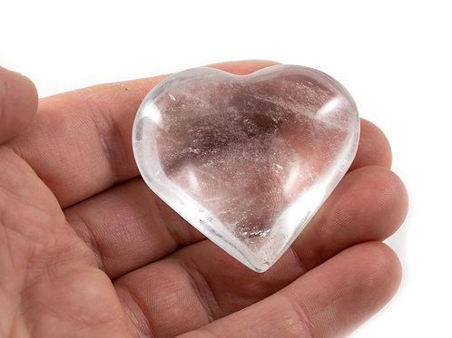 Coeur Cristal de Roche ref: CCR2