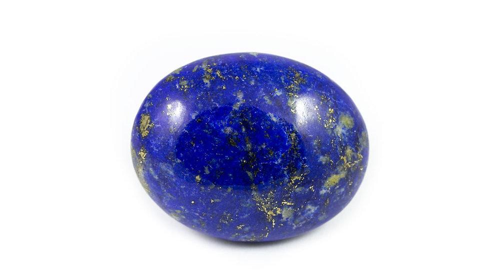 Lapis-lazuli galet extra ref: LPG7