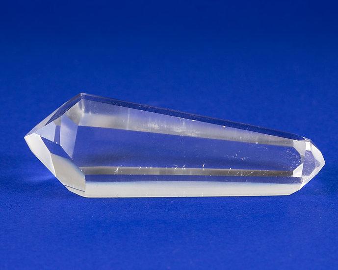 Cristal de roche Biterminé