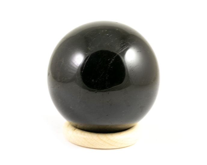 Sphère Tourmaline noire 60mm