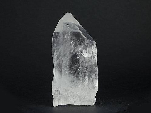 Pointe brute Cristal de roche ref: PBR1