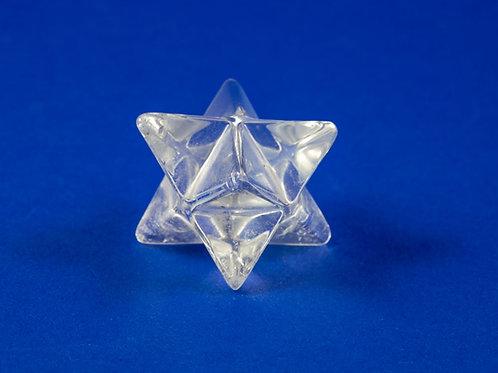 Merkaba Cristal de roche ref: MK6