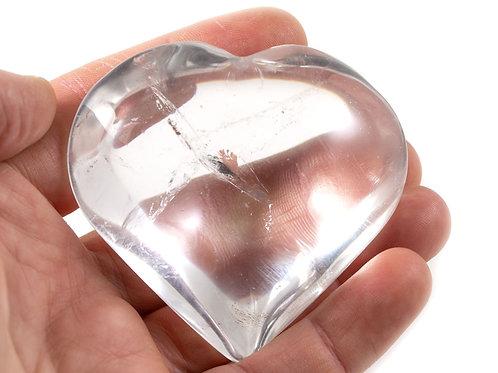 Coeur Cristal de Roche ref: CCR7