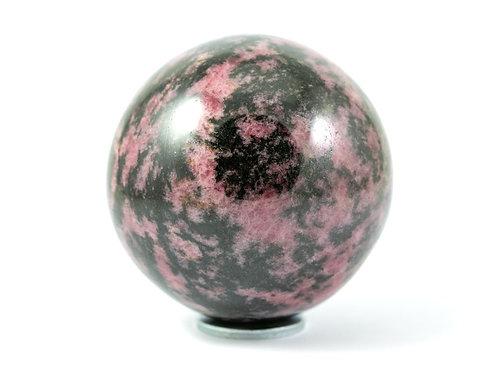 Sphère Rhodonite 61mm