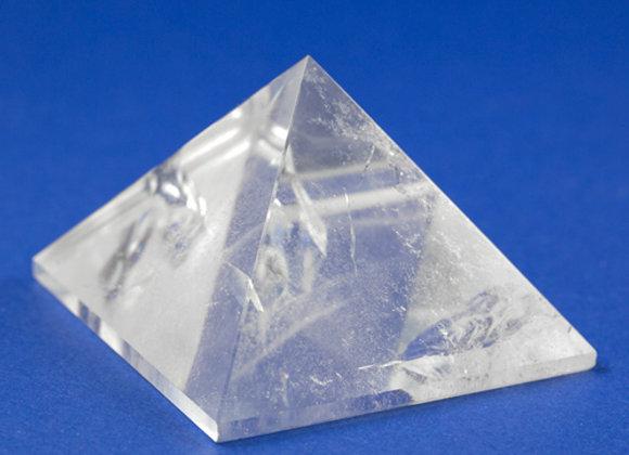 Pyramide Cristal de roche ref: Pyra18