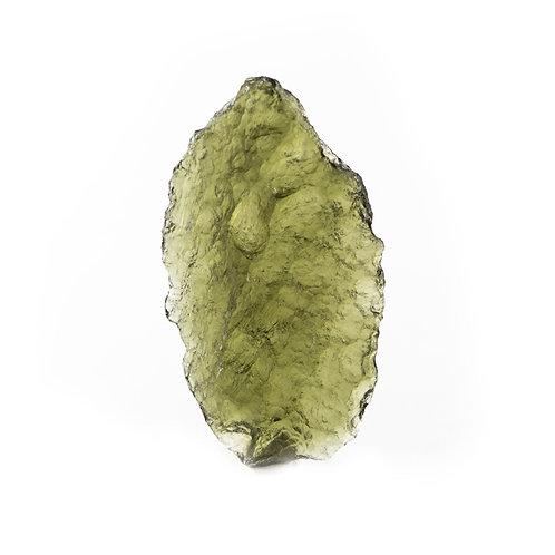 Moldavite brute ref: Mol8