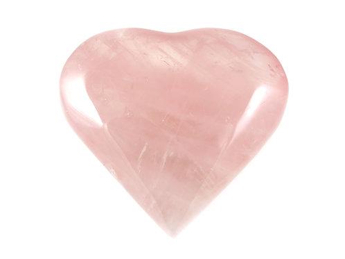 Coeur Quartz Rose ref: CQR10