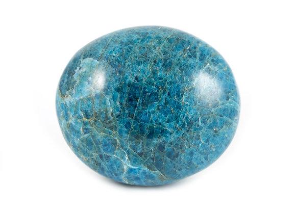 Galet Apatite bleue ref: GAPA7