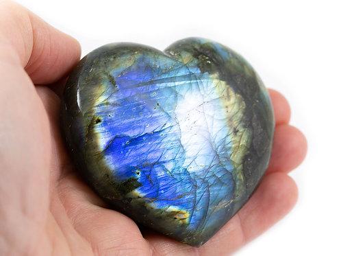 Coeur Labradorite