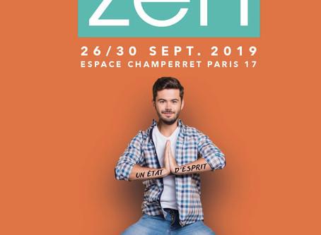Salon Zen 2019 - Paris