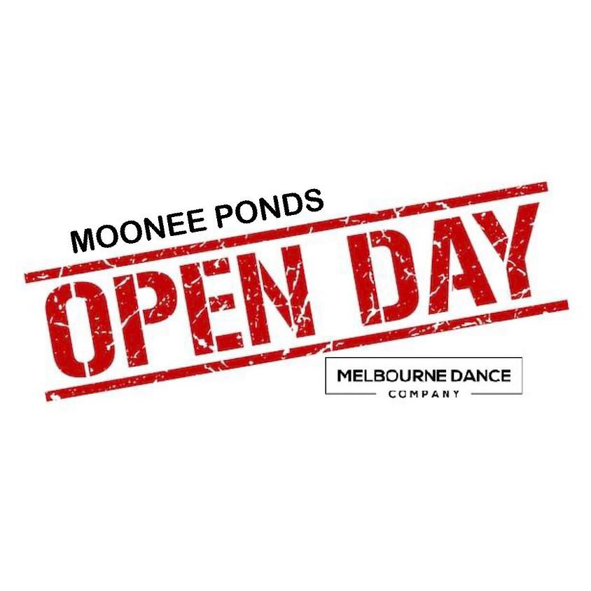 Moonee Ponds Open Day!