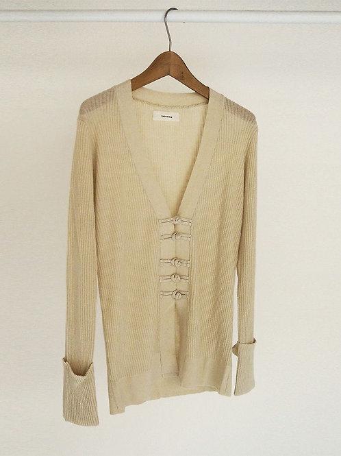 TODAYFUL/China Linen Cardigan