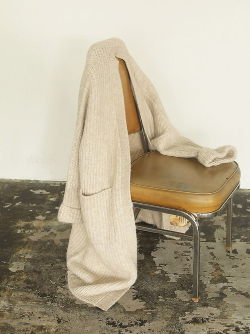 TODAYFUL / Lowgauge Knit Gown