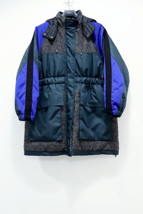 soe/ Swiching Fabric Sport Coat
