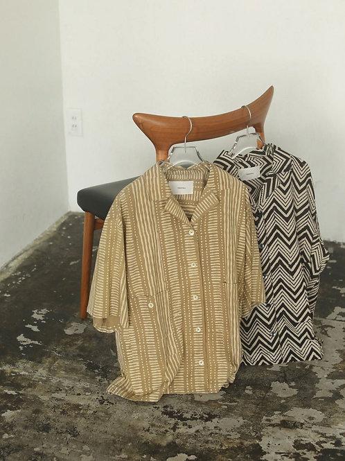 TODAYFUL / Pattern Boyfriend Shirts