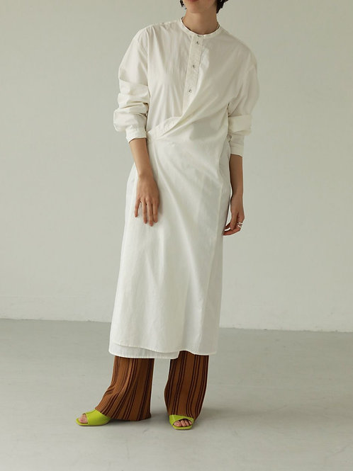TODAYFUL / Asymmetry Shirts Dress
