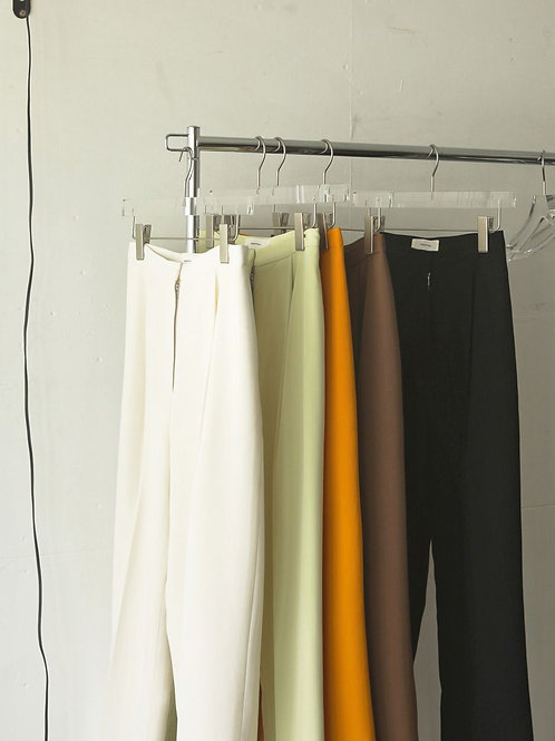 TODAYFUL / Pique Tuck Trousers
