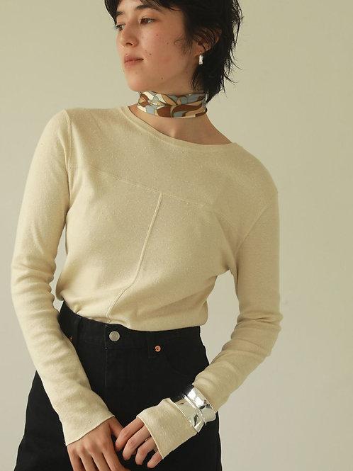 TODAYFUL / Silk Nep Long T-Shirts