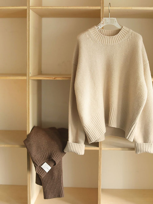 TODAYFUL / Lambswool Soft Knit