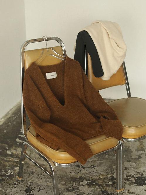TODAYFUL / Uneck Soft Knit