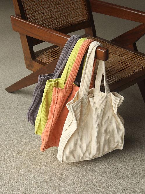TODAYFUL / Corduroy Tote Bag