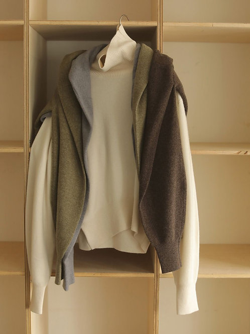 TODAYFUL / Cashmere Turtle Knit