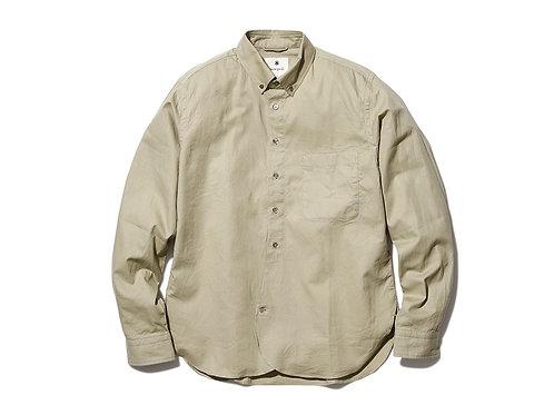 snow peak / OG Cotton Poplin BD Shirt