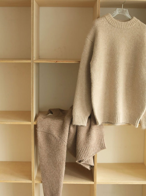 TODAYFUL / Brush Over Knit