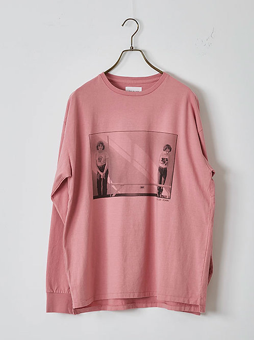 "CAL O LINE/】""MARIANNE AND MARYKAY"" L/S TEE"