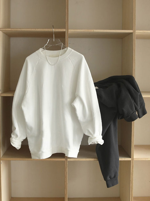 TODAYFUL / Raglan Brush Sweat