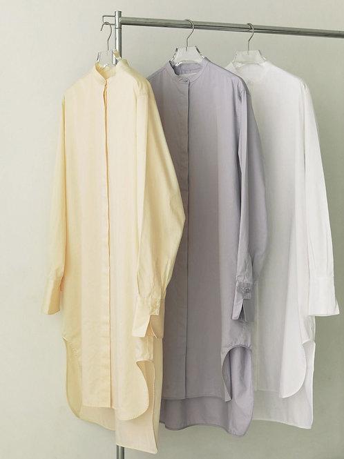 TODAYFUL / Standcollar Shirts Dress