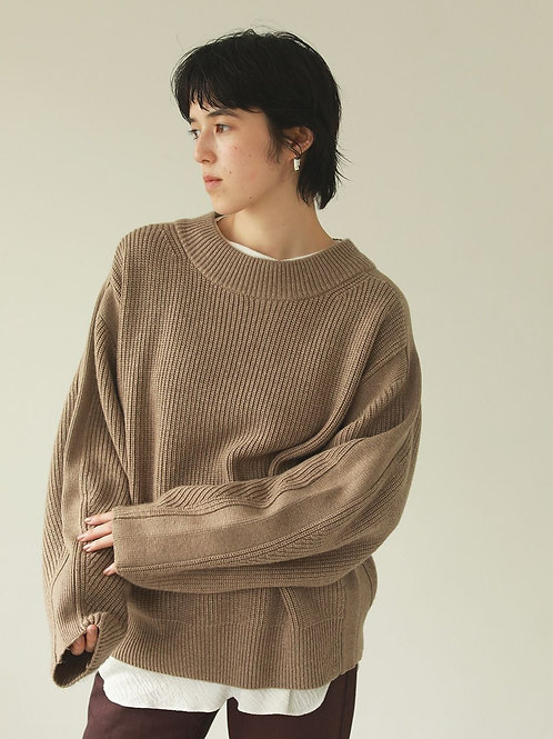 TODAYFUL / Line Over Knit