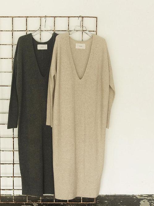 TODAYFUL / Raccoon Knit Dress