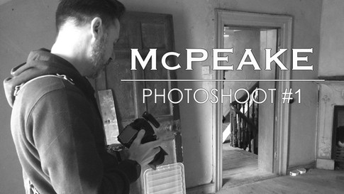 McPEAKE - Photoshoot #1