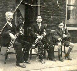 Francis McPeake I, II & III