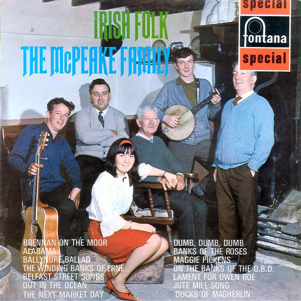 Irish Folk, The McPeake Family