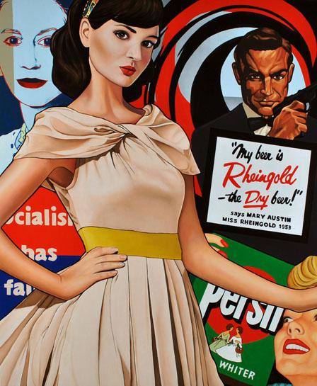 Miss Rheingold 1953