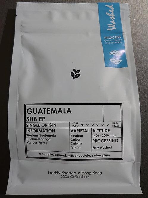 危地馬拉 Huehuetenango SHB 水洗